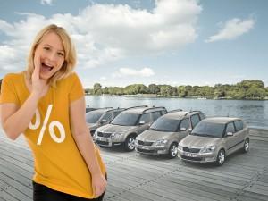 Vorführwagen-Spar-Wochen