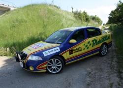 Skoda Octavia WRC Look