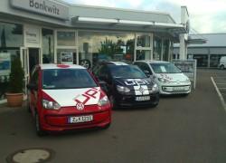 VW up Dekor