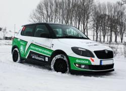 Skoda Fabia WRC 2000 ´Rallyedekor 2013