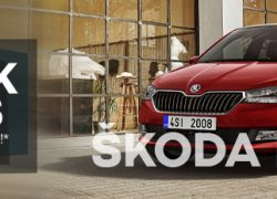 Black Weeks: Privatleasing-Angebot ŠKODA FABIA