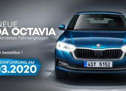 Der neue ŠKODA OCTAVIA – stilvoll vollendetes Fahrvergnügen