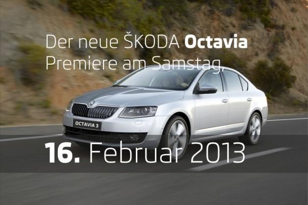 Octavia Premiere am Sa., 16.2.