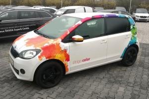 COLOR YOUR CAR
