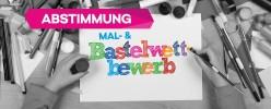 Mal- & Bastelwettbewerb 2018